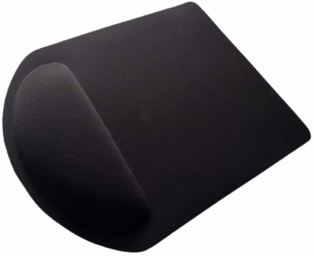 Lançamento - Mousepad Mouse Pad com Apoio Ergonômico sem Impressão com Tecido  - 2