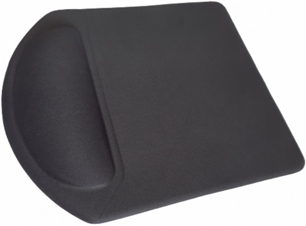 Lançamento - Mousepad Mouse Pad com Apoio Ergonômico sem Impressão com Tecido  - 3