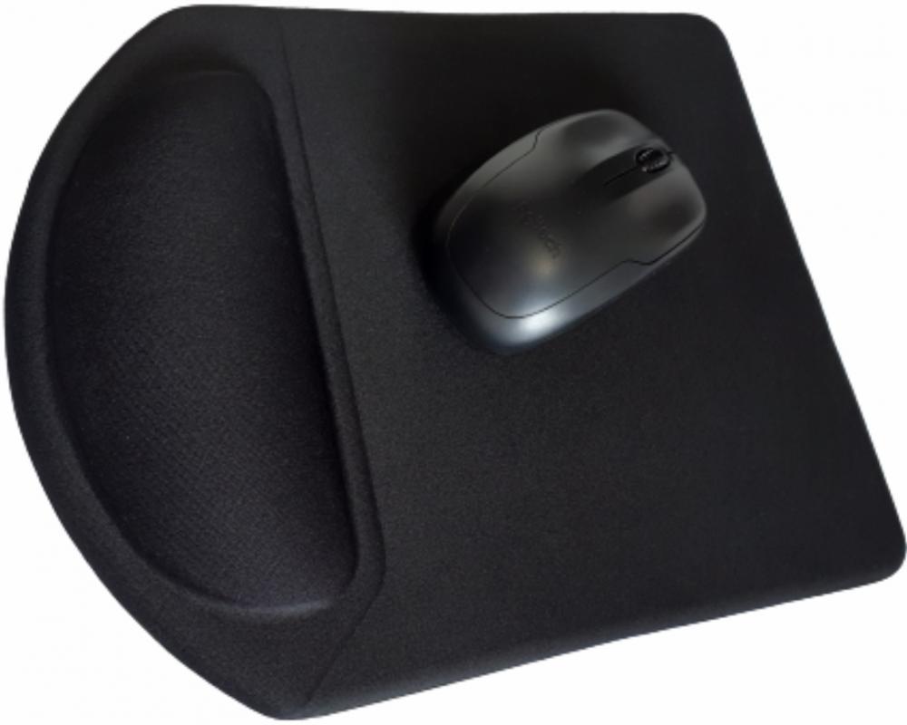 Lançamento - Mousepad Mouse Pad com Apoio Ergonômico sem Impressão com Tecido  - 4